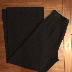 Georgiou Brand black palazzo pants